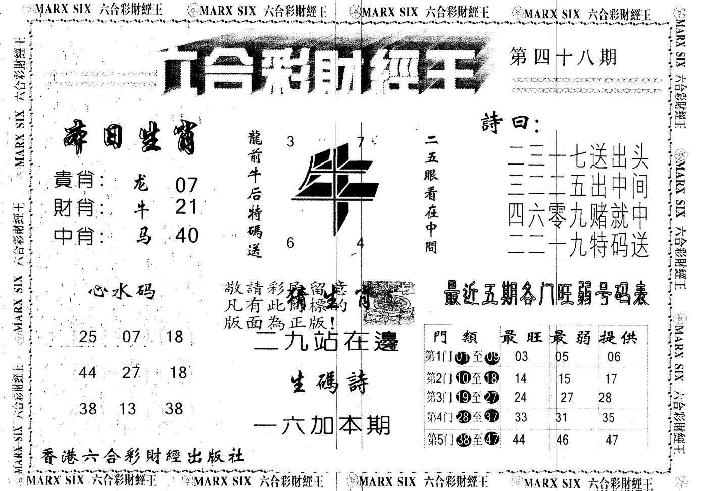 048期另版财经王一(黑白)