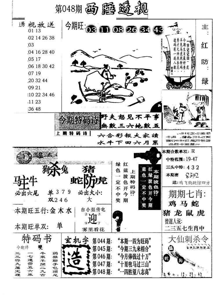 048期广东西陲透视(新报)(黑白)