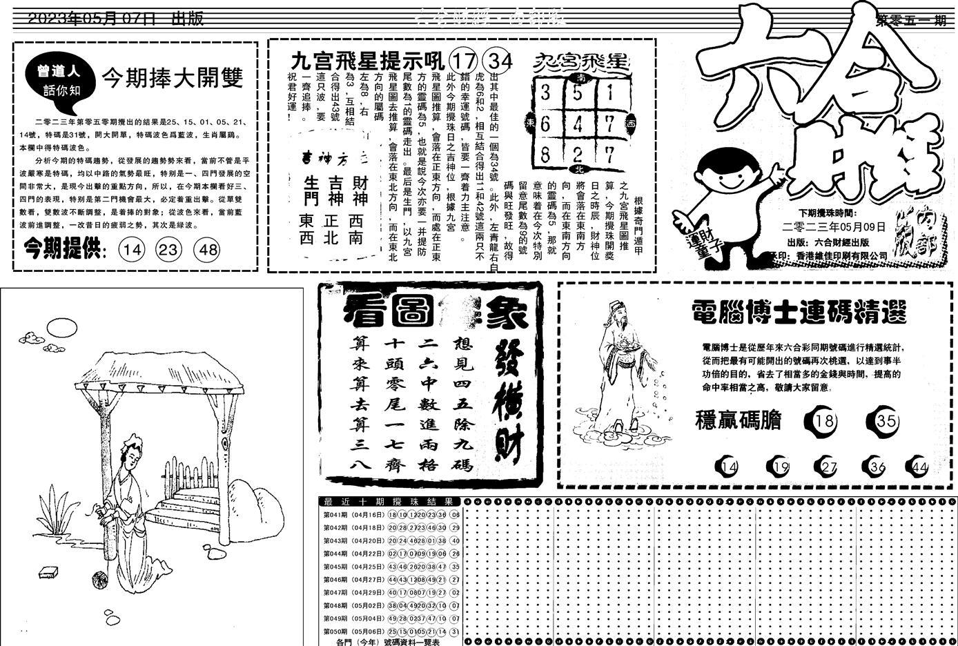 051期中财经A(黑白)