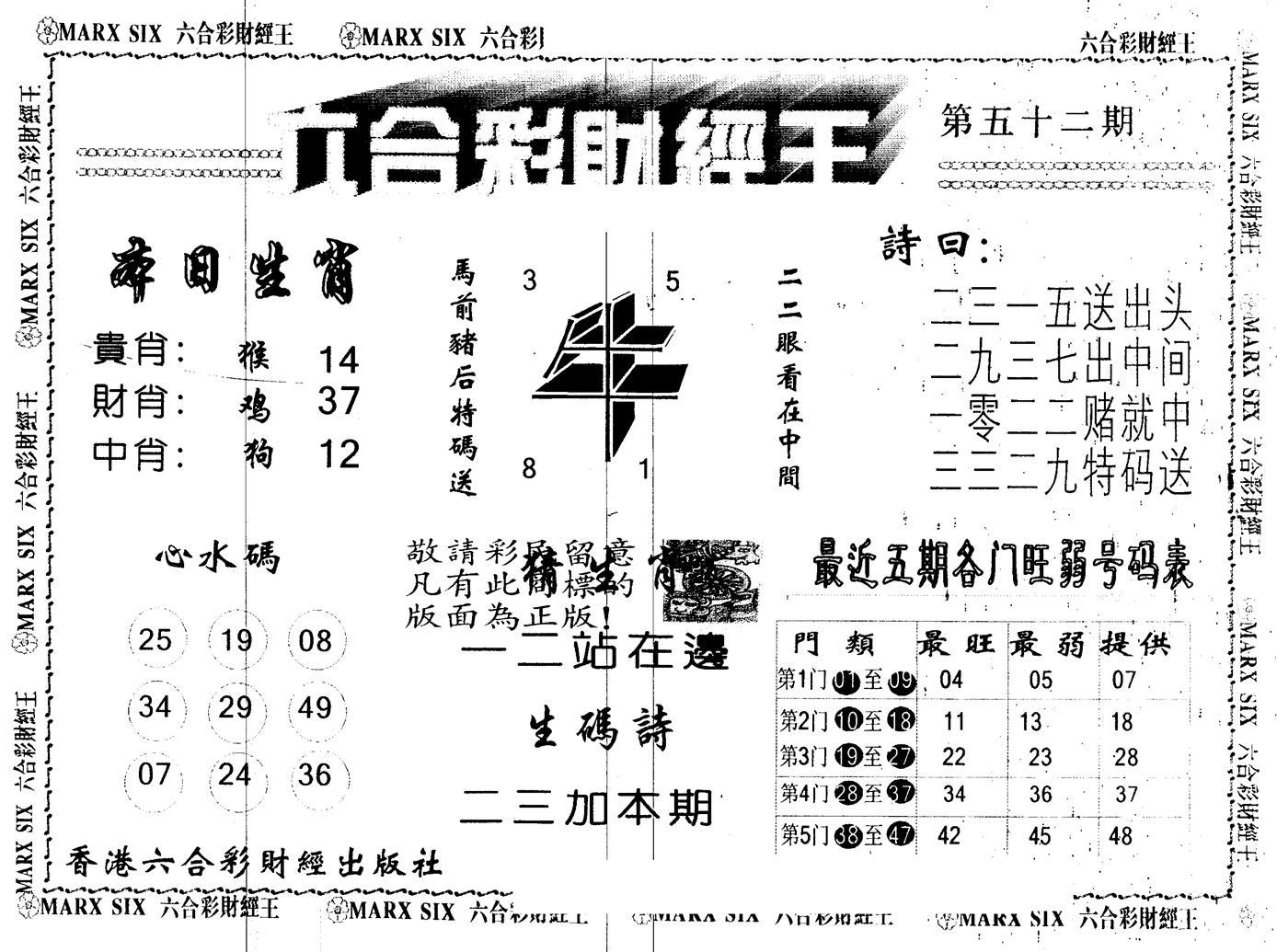 052期另版财经王一(黑白)