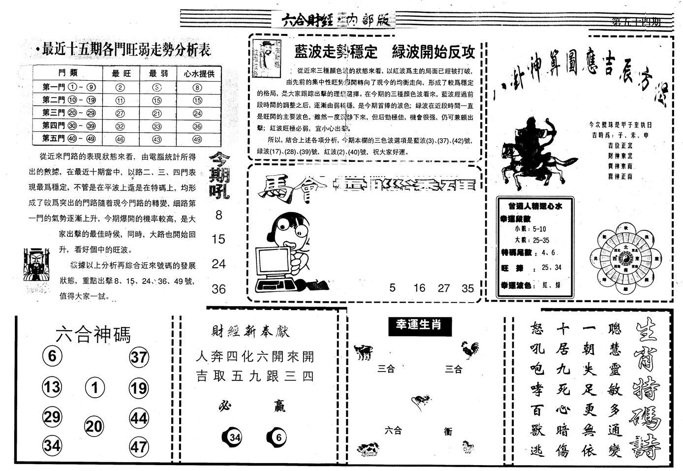 054期另版中财经B(黑白)
