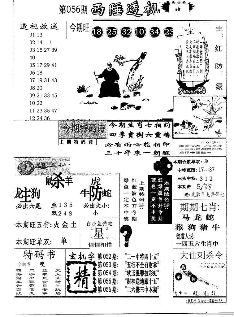 056期广东西陲透视(新报)(黑白)