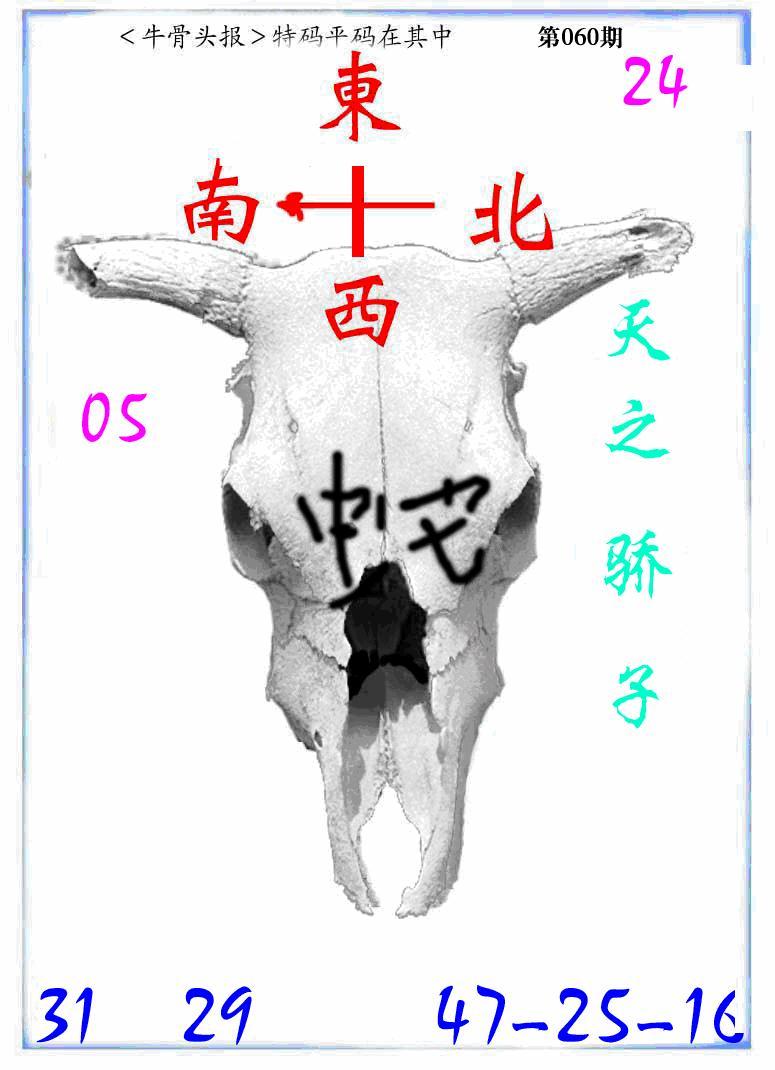 060期牛派系列7(黑白)