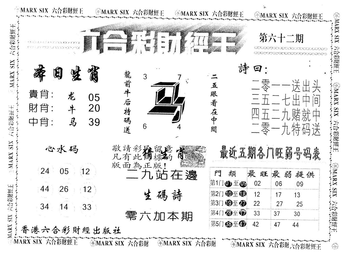 062期另版财经王一(黑白)