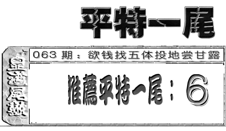 063期六合聚宝盆(黑白)