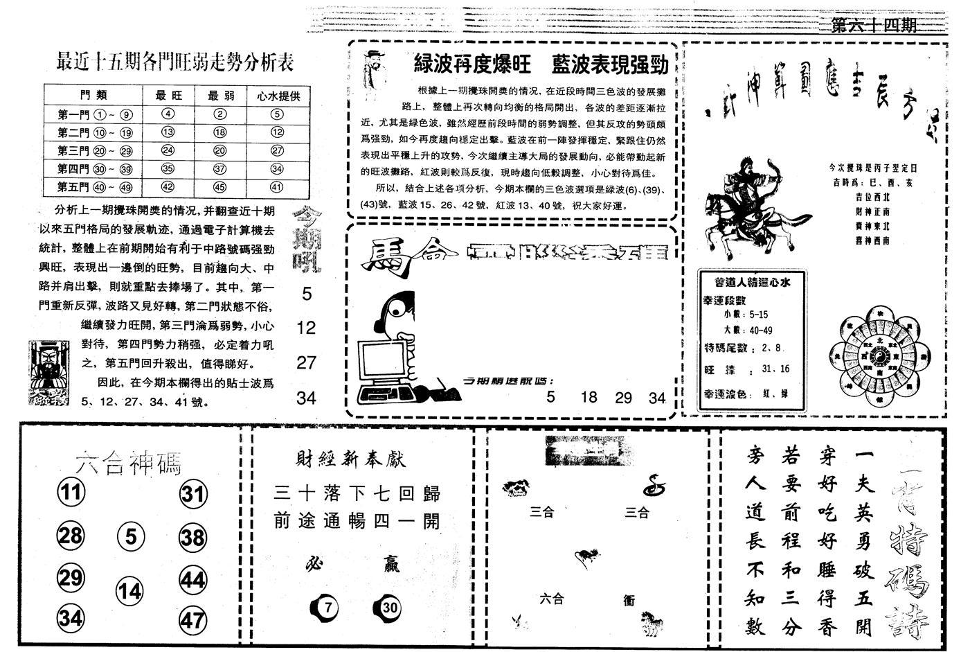 064期另版中财经B(黑白)