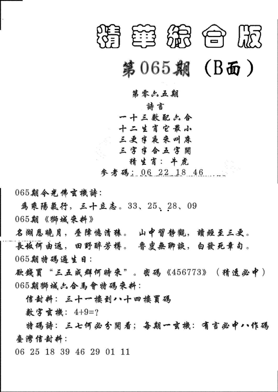 065期精华综合B(黑白)