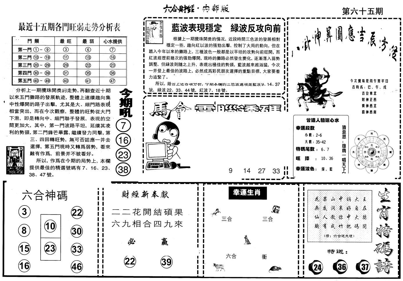 065期另版中财经B(黑白)