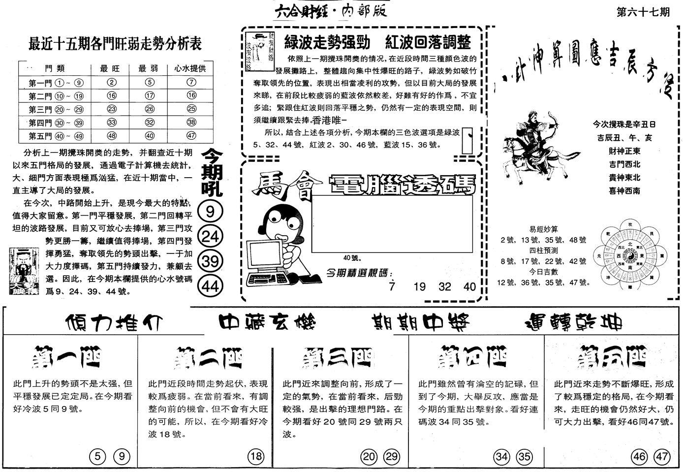 067期另版中财经B(黑白)
