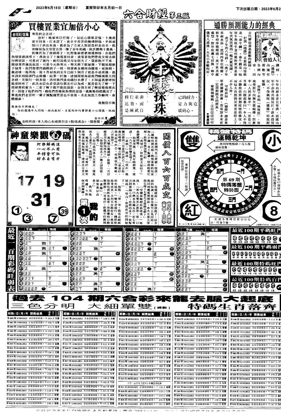 069期大财经C(黑白)