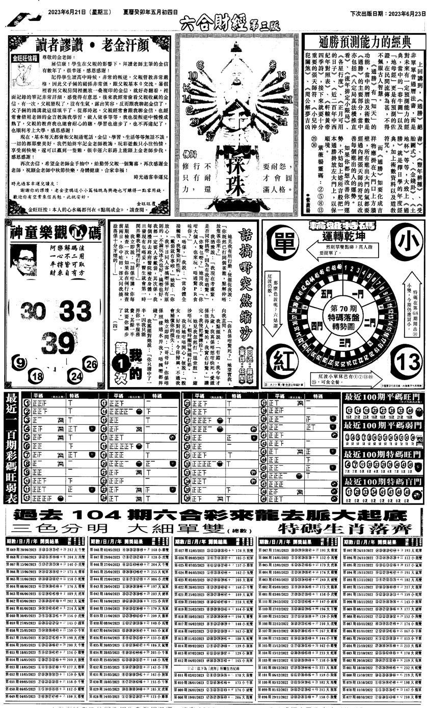070期大财经C(黑白)