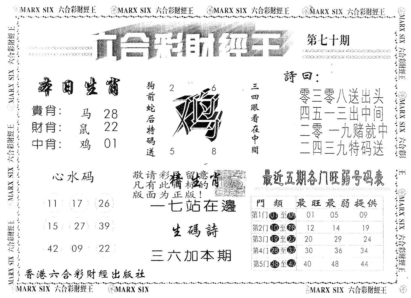 070期另版财经王一(黑白)