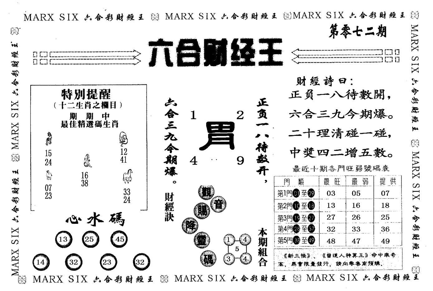 072期财经王二(黑白)