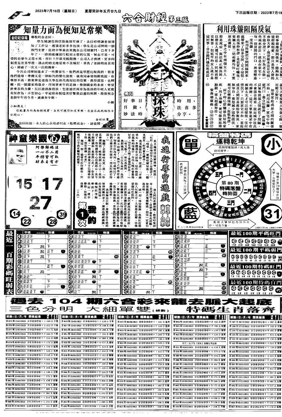 080期大财经C(黑白)