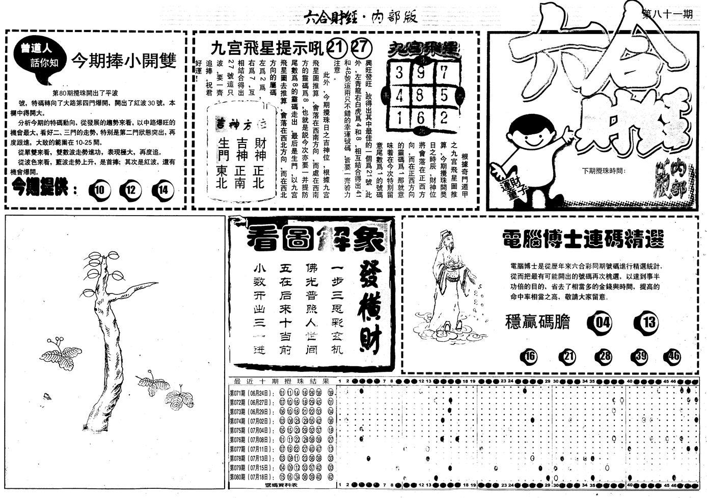 081期另版中财经A(黑白)