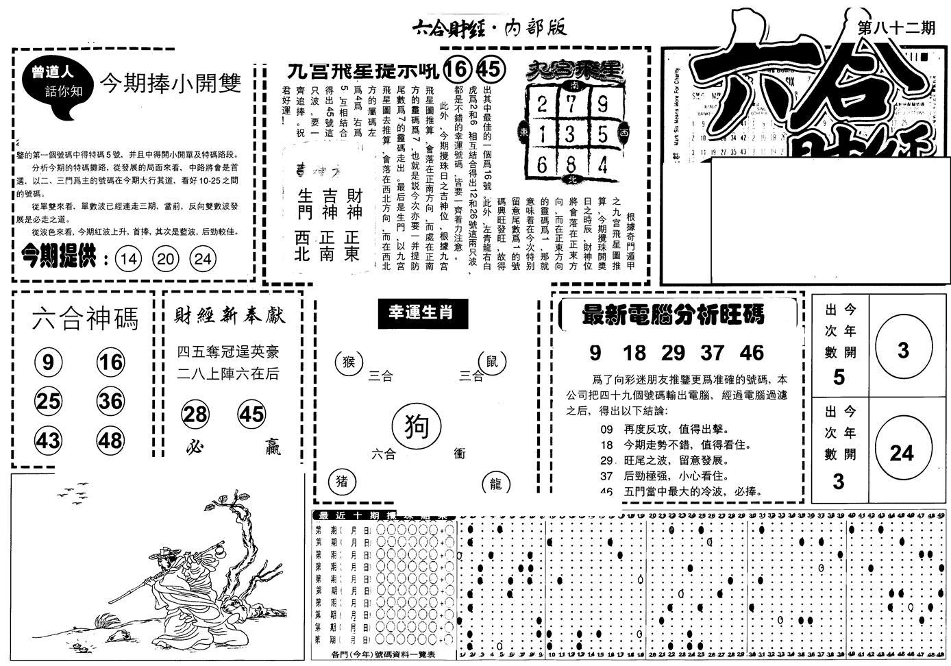 082期另版中财经A(黑白)