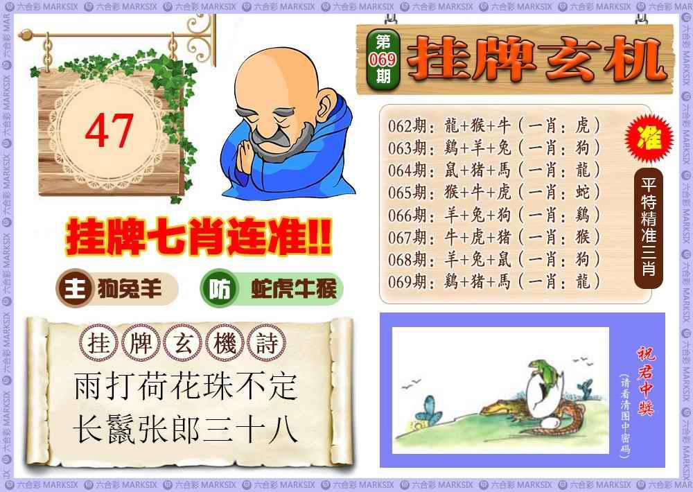 069期挂牌玄机(新图)