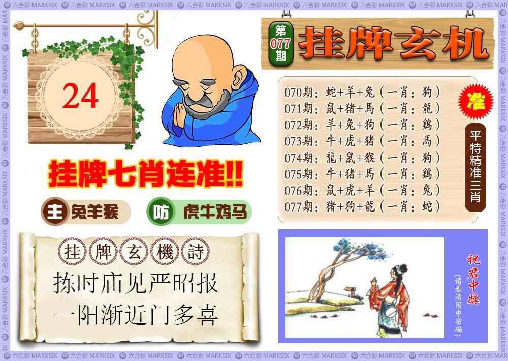 077期挂牌玄机(新图)