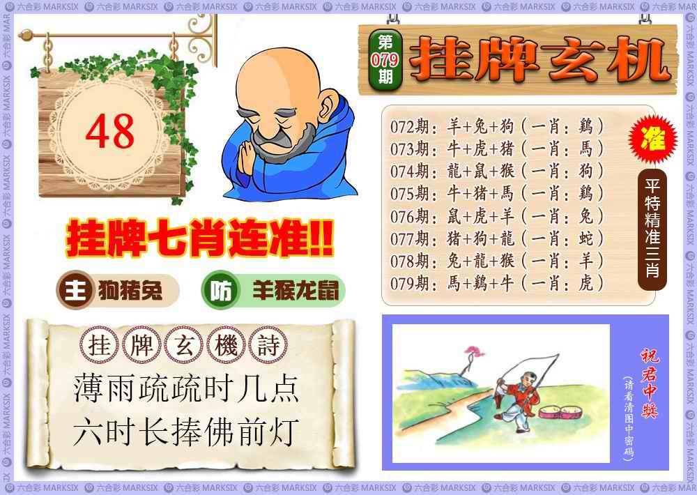 079期挂牌玄机(新图)