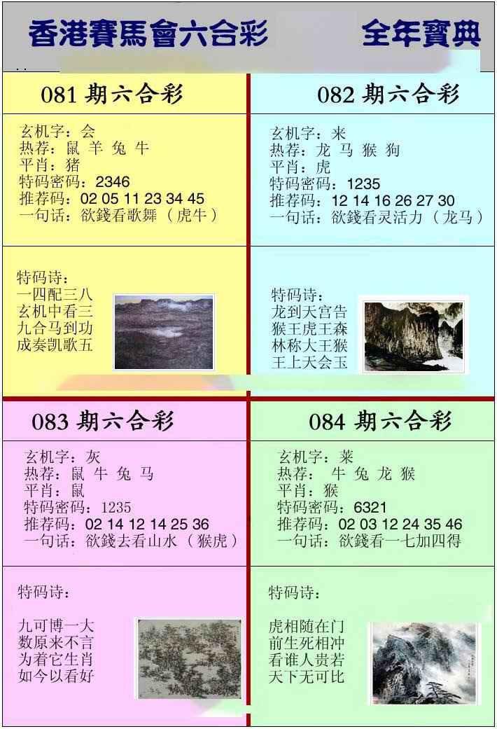 081期香港挂牌宝典