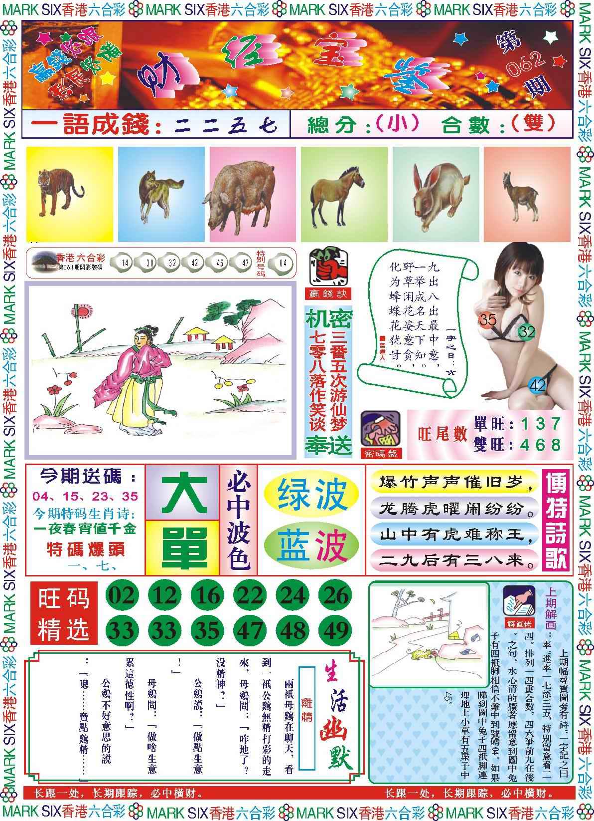 062期118财经宝鉴(新图)