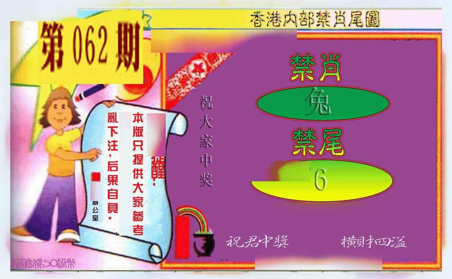 062期禁肖-禁尾图