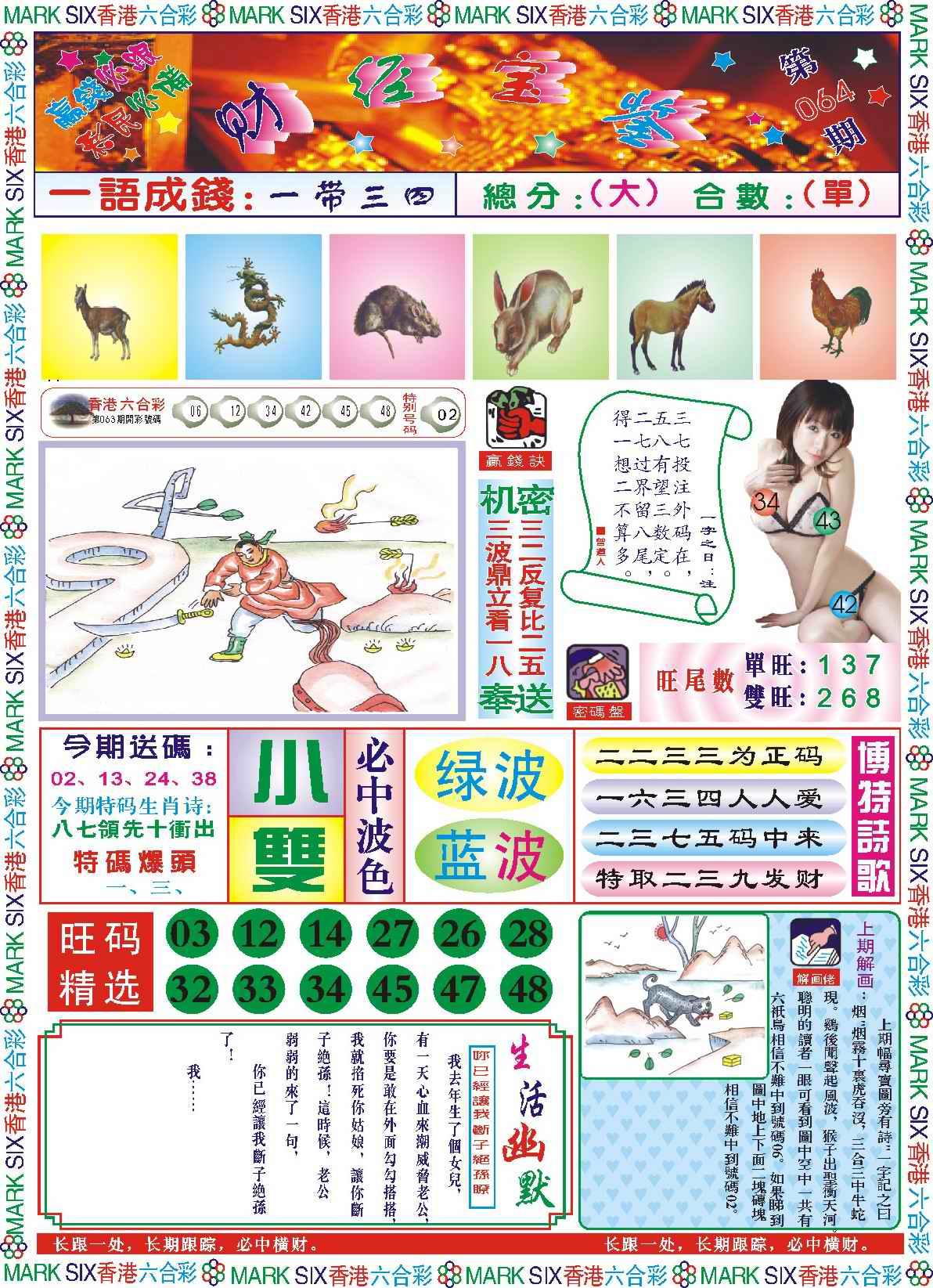 064期118财经宝鉴(新图)