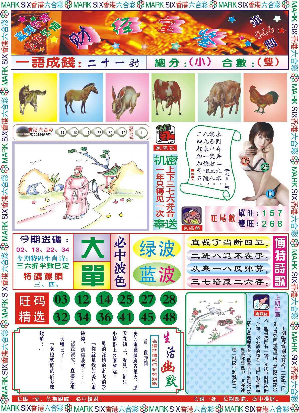 066期118财经宝鉴(新图)