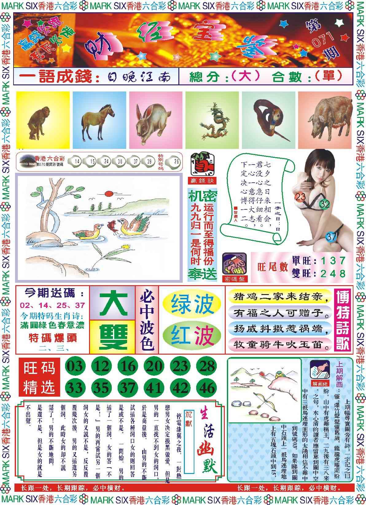 071期118财经宝鉴(新图)