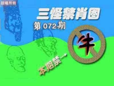 072期禁肖图《另版》