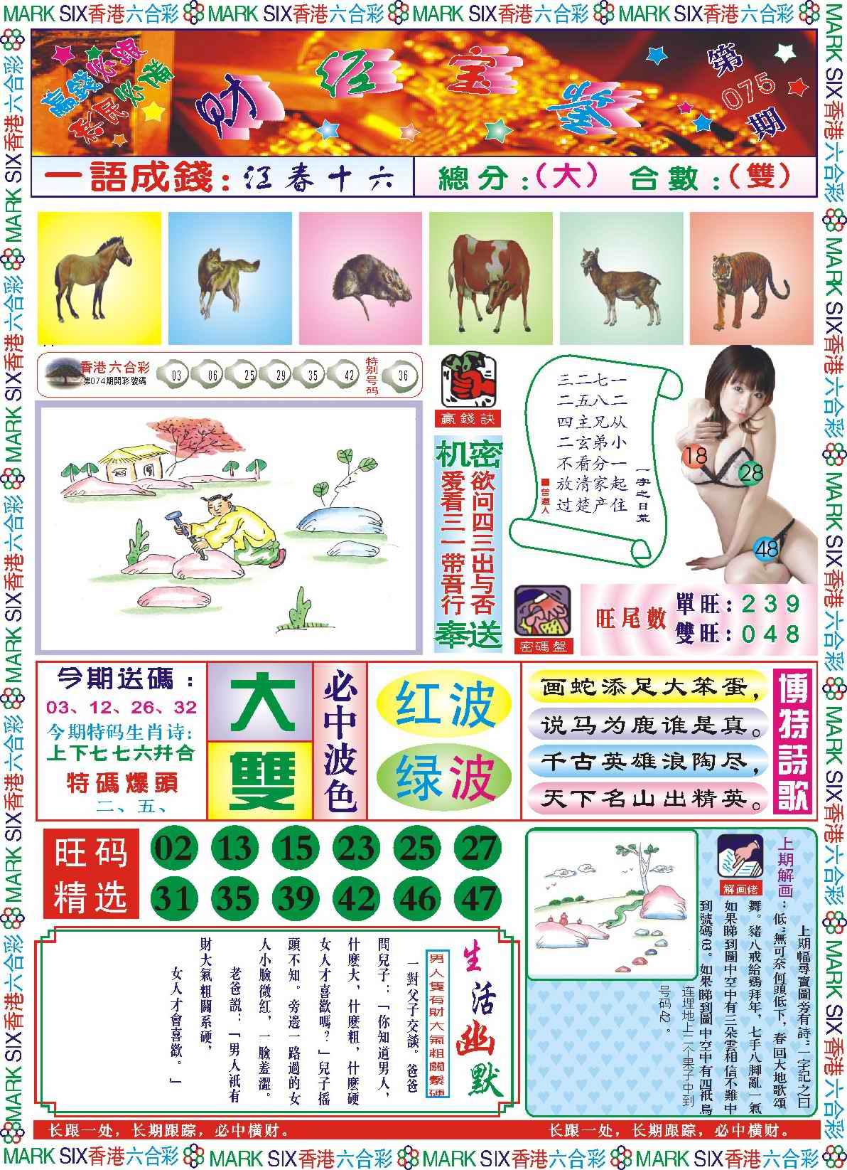 075期118财经宝鉴(新图)