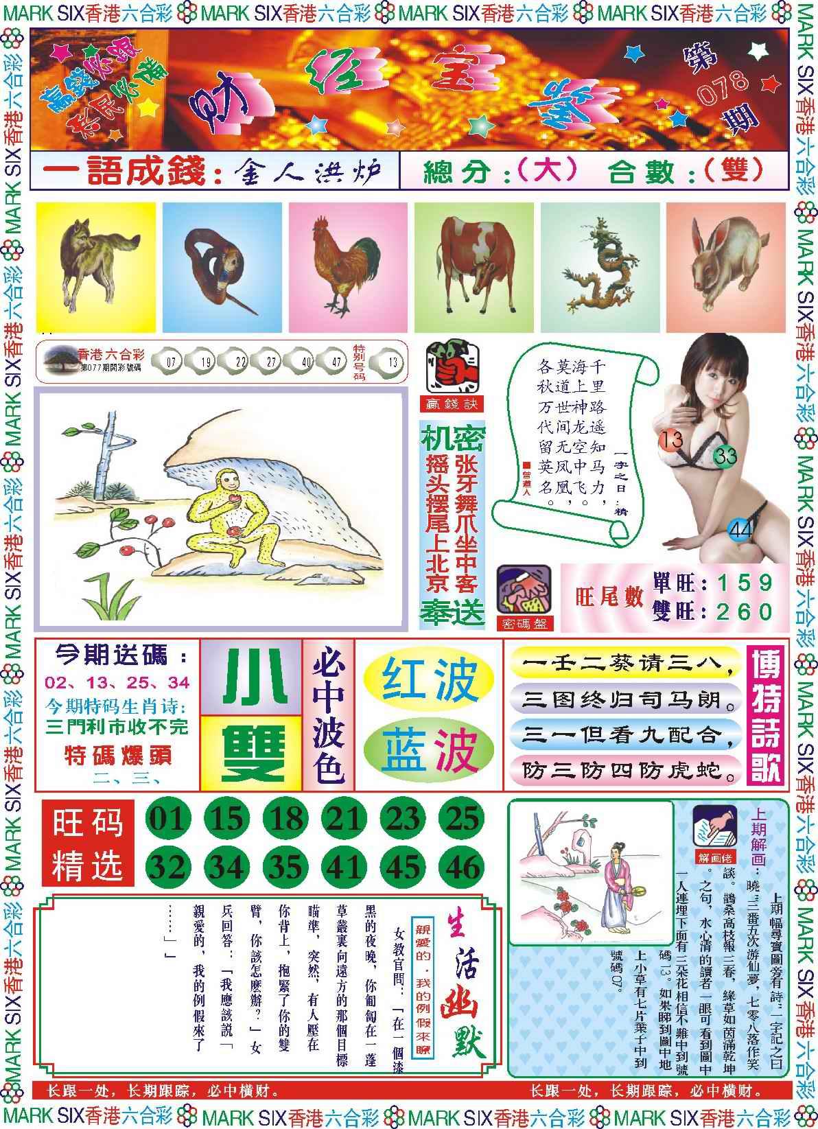 078期118财经宝鉴(新图)