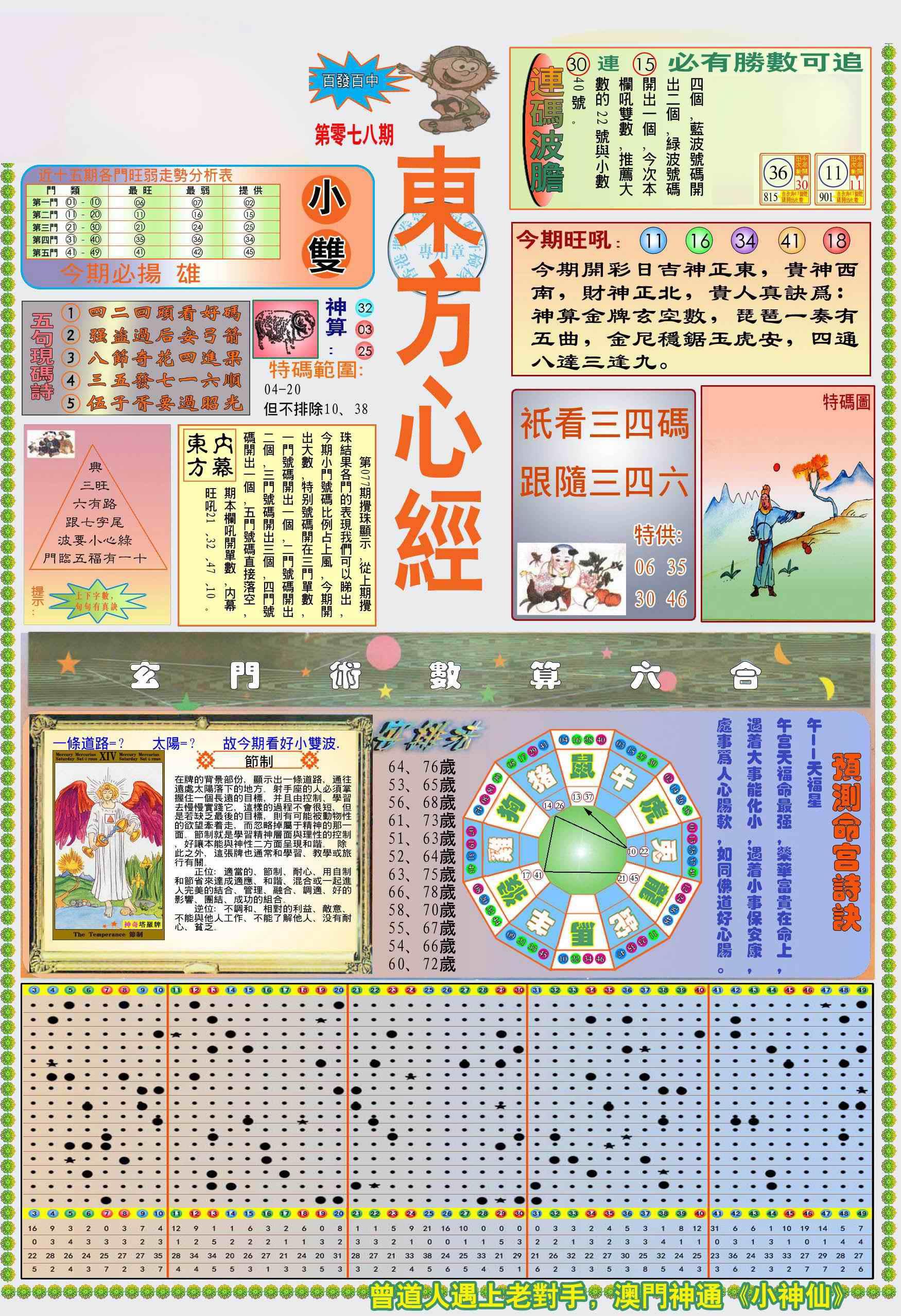 078期(新版)东方心经A