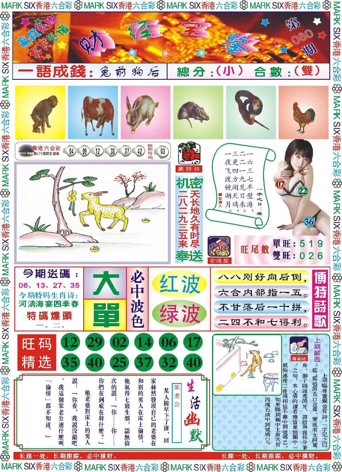 080期118财经宝鉴(新图)