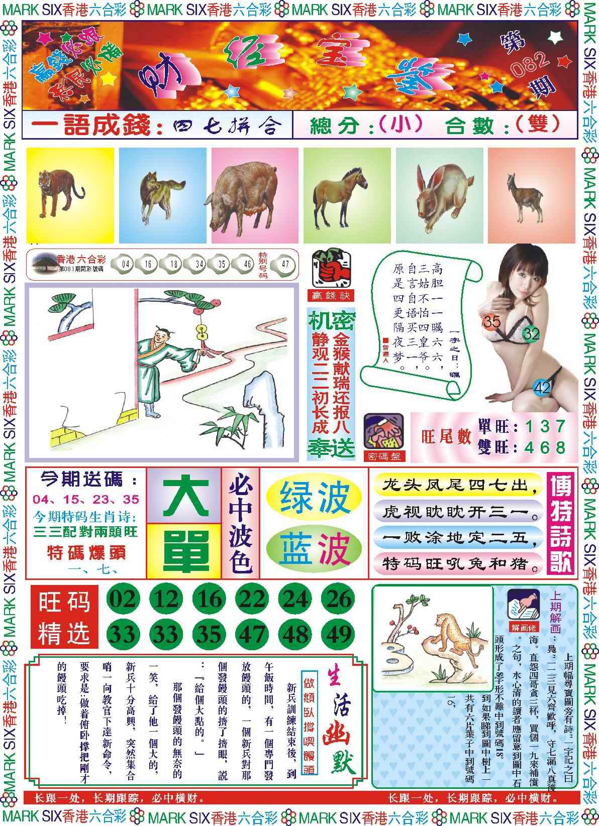 082期118财经宝鉴(新图)