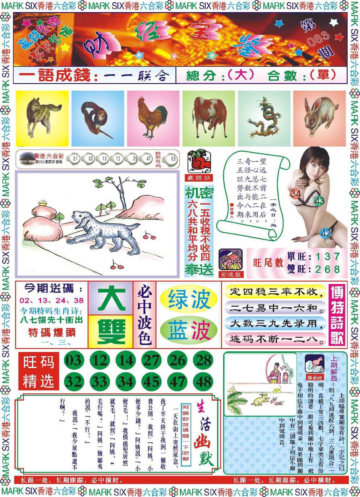 083期118财经宝鉴(新图)