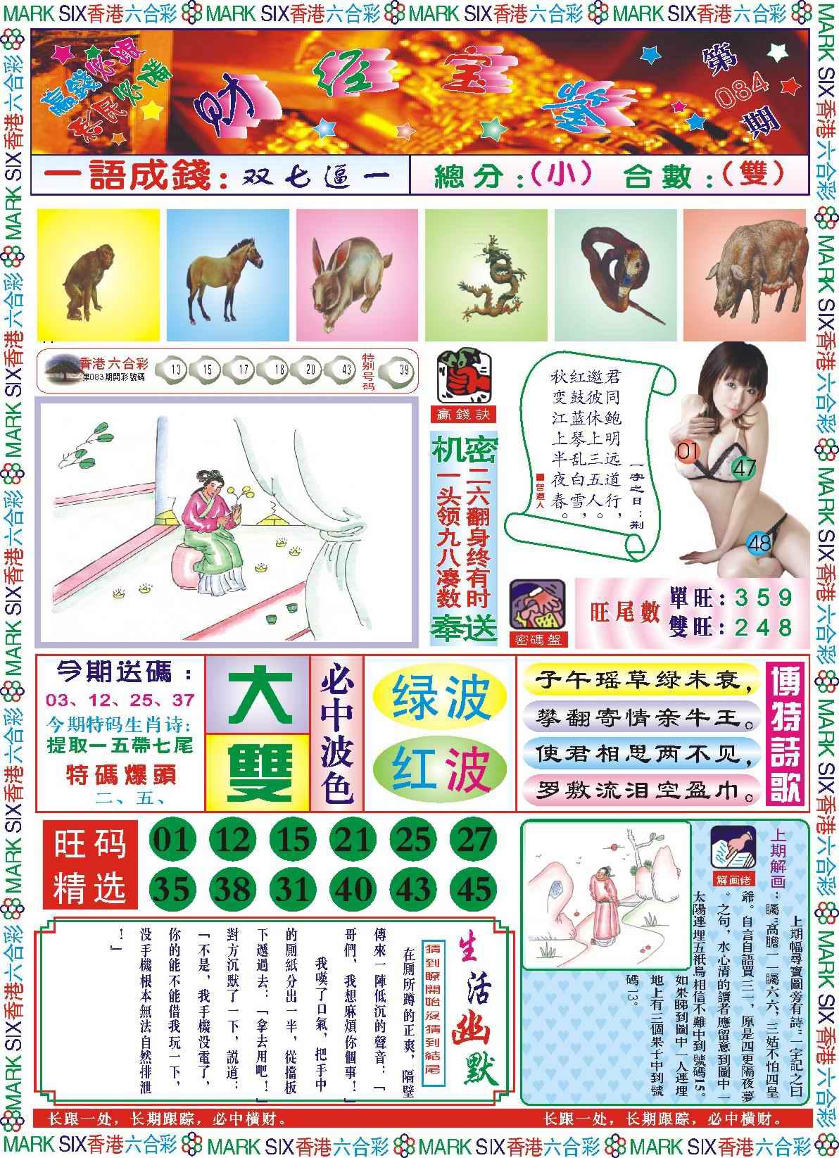 084期118财经宝鉴(新图)
