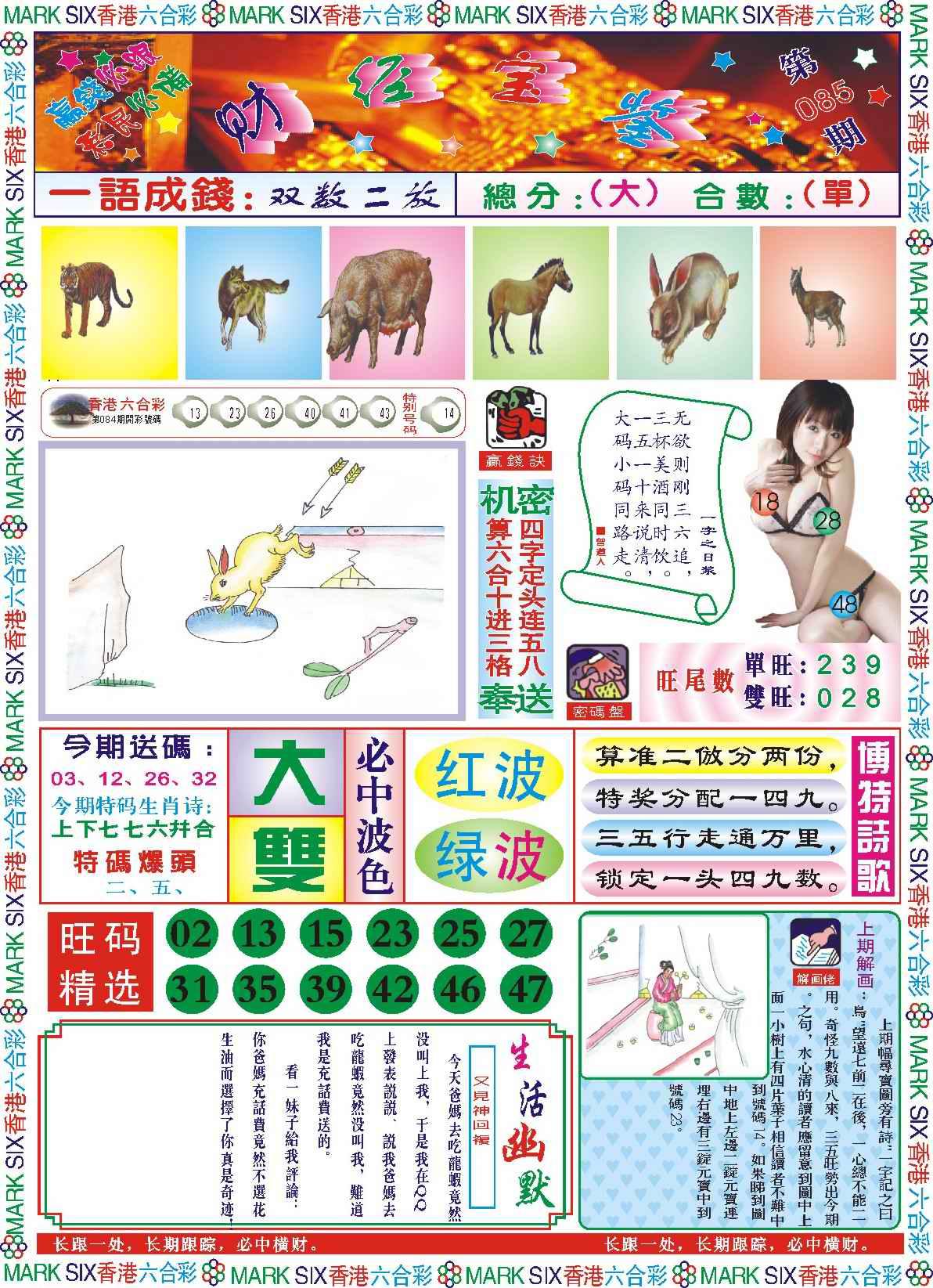085期118财经宝鉴(新图)